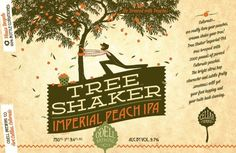 Tree Shaker: Remembering the last Odell's Peach Beer (Avant Peche)... Excited to try this!