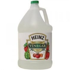 Cleaning Uses for Vinegar - toilets, mold, crayon on walls, deodorize garbage disposal and more