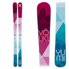 Volkl Yumi Womens Skis 2015