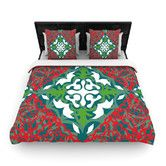 Found it at AllModern - Lace Flakes Duvet Cover Collection