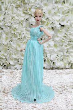 New Evening dress 16/10/4 for Fashion royalty  / silkstone  by t.d.fashion  #tdfasiondoll