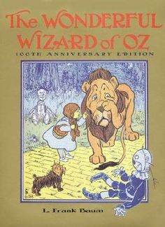 book cover of     The Wonderful Wizard of Oz      (Oz, book 1)    by    L Frank Baum