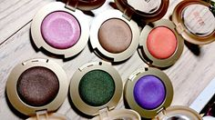 Milani Bella Rose, Bella Caffe, Bella Mandarin, Bella Violet, Bella Khaki, Bella Espresso Bella Eyes Gel Powder Eyeshadow