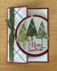 Simple and beautiful Christmas Card