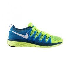 sale retailer 554a7 71688 Nike Flyknit Lunar2 Mens Running Shoes 620465-714 Volt 7 M US Nike http