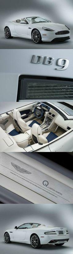Aston Martin DB9 Q by Aston Martin #astonmartindb9interior