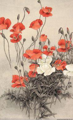 Yang Ruifen 杨瑞芬 (1950~)