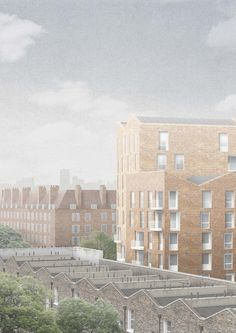 Central Somers Town by Duggan Morris Architects