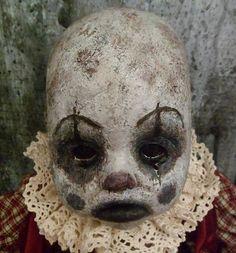 Gothic Horror Doll