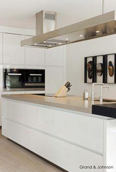 Grand & Johnson | Kitchen design www.grandjohnson.com