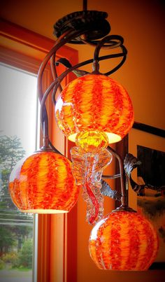 Jelly Chandelier: Award winner and available for sale!