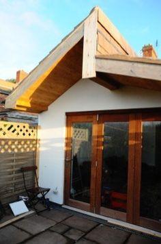 1000 images about split roof extensions on pinterest for Split level extension ideas