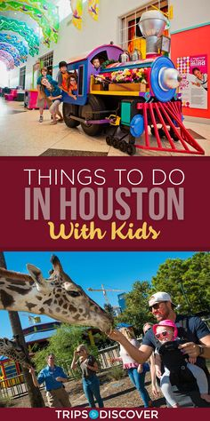 10 Best Things to Do in Houston With Kids - Vacation Us Road Trip, Road Trip With Kids, Travel With Kids, Family Travel, Kids Things To Do, Stuff To Do, Texas Vacations, Family Vacations, Best Vacations With Kids