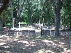 Roseland Plantation Cemetery - Jasper County, South Carolina