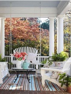 How to Make Your Porch More Inviting - Page 2 of 7 - Picky Stitch