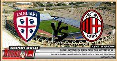 NGONDOY.com - Berikut ini adalah cuplikan gol-gol seru yang tercipta di pertandingan lanjutan Liga Italia Serie A antara Cagliari vs Ac Milan