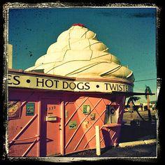 HOT DOGGED TWISTEE ~ Saint Joseph, Missouri USA ~ Copyright ©2013 Bob Travaglione. ALL RIGHTS RESERVED ~ www.JoeTown.Us ~ www.FoToEdge.com