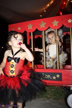 Family Circus - Halloween Costume Contest via @costume_works