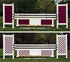 Horse Jump Gates, Horse Jumps, Horse Jump Standards by Premier Equestrian
