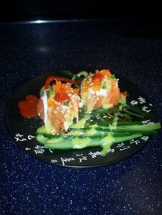 Fireballs from Ninja Sushi and Teriyaki in Roseville,CA