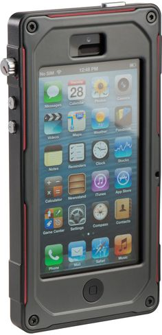 Soon Available in India: Pelican ProGear™ Vault Series iPhone Case exclusively at www.safetykart.com
