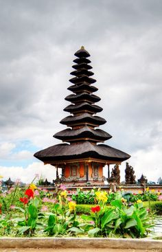 Ulun Danu by A Lindstedt on 500px