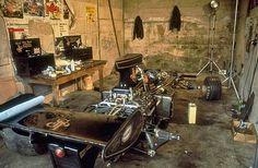 Por Dentro dos Boxes: GP da Alemanha 1973
