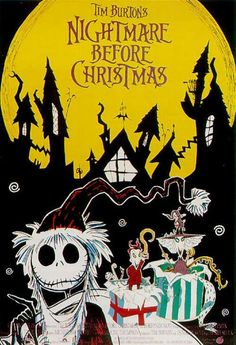 Watch The Nightmare Before Christmas 1993 Full Movie Online Free
