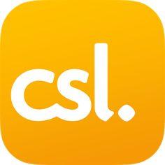 香港移动通讯公司(CSL)启用新标志 | HongKong CSL New Logo - AD518.com - 最设计