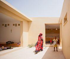 urko sanchez architects SOS children's village in djibouti designboom