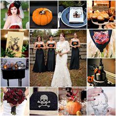 halloween wedding | Tumblr