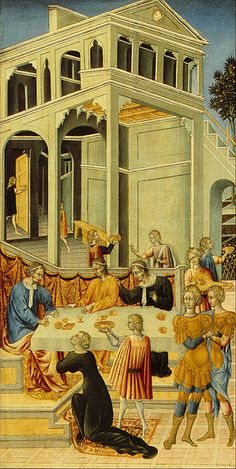Giovanni di Paolo - Salome Asking Herod for the Head of Saint John the Baptist - Google Art Project.jpg