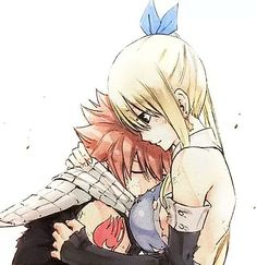 """izami-haru: """"""""— Official NaLu hugs from the movie «Fairy Tail Dragon Cry… – My CMS Image Fairy Tail, Fairy Tail Pictures, Fairy Tail Art, Fairy Tail Guild, Fairy Tail Ships, Fairy Tail Anime, Fairy Tales, Manga Illustration, Illustrations"""