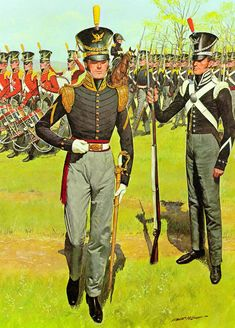 The American Soldier, 1827 More