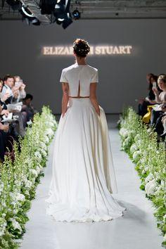 Elizabeth Stuart ~ The Enchantment of The Seasons Fall/Autumn 2014 Bridal Wear Collection