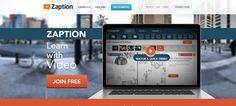 C Zaption любое видео превращается в увлекательный урок / Newtonew: новости сетевого образования