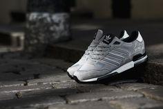 reputable site 80f58 f23f6 adidas Zx750 (Solid Grey) - Sneaker Freaker