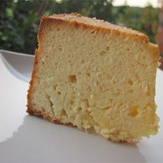 Coconut Cream Pound Cake - Allrecipes.com(reduce sugar 2 cups-coconut oil instead of extract(don't have) dairy to room temp