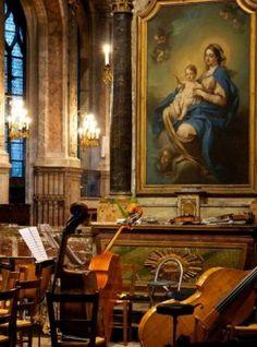 Chiesa di Saint-Merri #Parigi