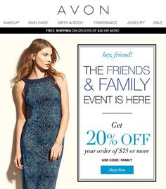 Avon Codes May 2015 - find current Avon coupon codes at https://eseagren.avonrepresentative.com/blog/2015/05 #avon #coupon #discount #sale #beauty