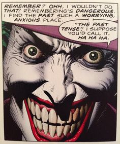"""This is one of those nightmare panels that stays with you forever, from """"The Killing Joke"""""""