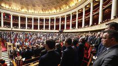 Desaparecen cuatro obras de arte de la Asamblea Nacional de Francia