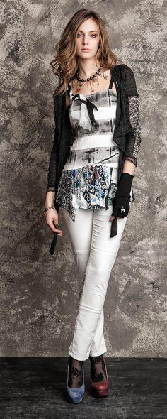 Designer Daniela Dallavalle collections