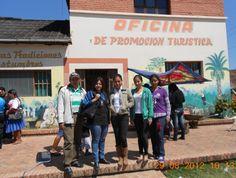 Gaby Minor en Bolivia