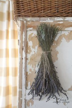 Crushing on~ Fresh Lavender  -  Fresh. Lavender.        I'm giving lavender a little love this week and   just the words Fresh...