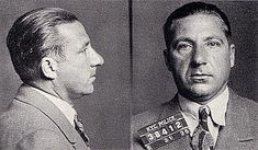 Mafia Mug Shots: Frank Costello (1)