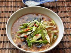 Čínská pálivě kyselá polévka
