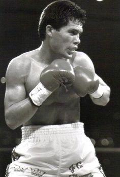 Julio Cesar Chavez, le plus grand mexicain de tous les temps