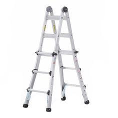 13 ft Aluminum Multi-Position Ladder