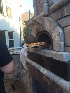 Chicago Brick Oven Authentic Wood Fired Outdoor Pizza